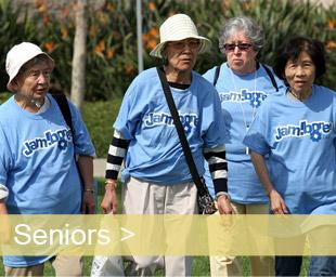 Support Seniors of Orange County, Make a Donation to Jamboree