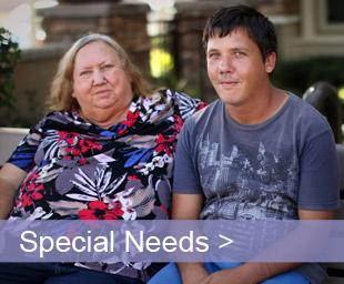 Support those with Special Needs in Orange County, California