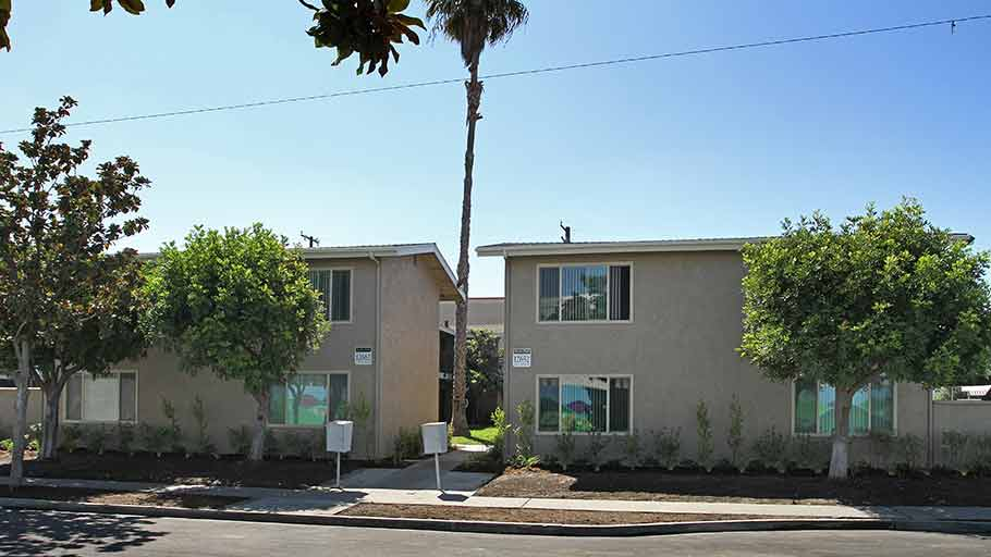 Jamboree's Grove Park affordable family apartment homes in Garden Grove, CA