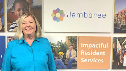Jamboree's Helen Cameron asks people to support a stigma free OC