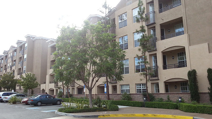 Jamboree's senior affordable property Heritage Villas in Mission Viejo.