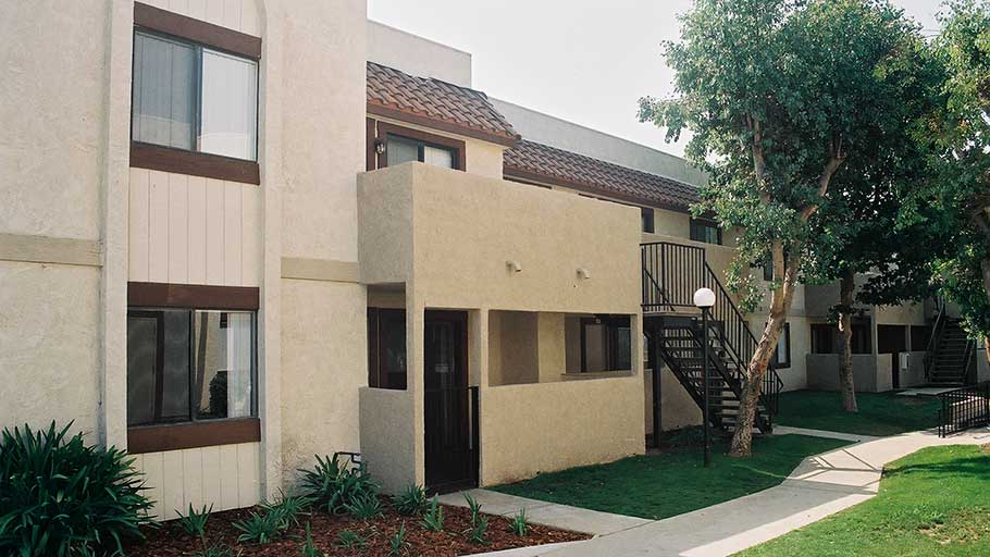 Jamboree's Hillcrest in Fontana, CA affordable family community