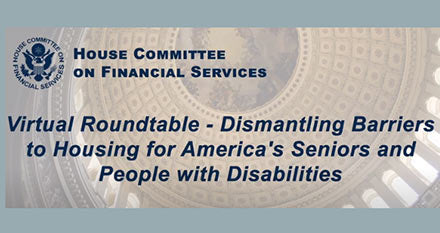 House Committee on Financial Services Youtube Video