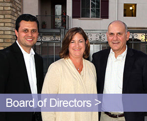 Jamboree's board of directors and Laura Archuleta at Birch Hills Grand Opening