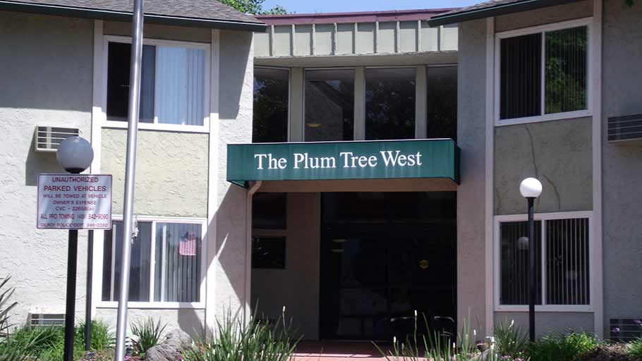 Jamboree's Plum Tree West affordable senior community in Gilroy, CA