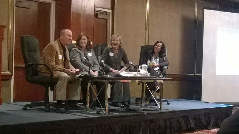 Jamboree's Laura Archuleta participated in the BIA 55+ Housing Panel.Future Development Keys to Senior Affordable Housin