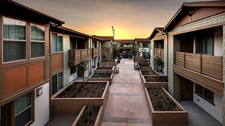Jamboree's Rockwood Apartment wins project of the year at affordable housing awards.