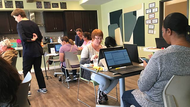 Rockwood residents participate in the WATT program