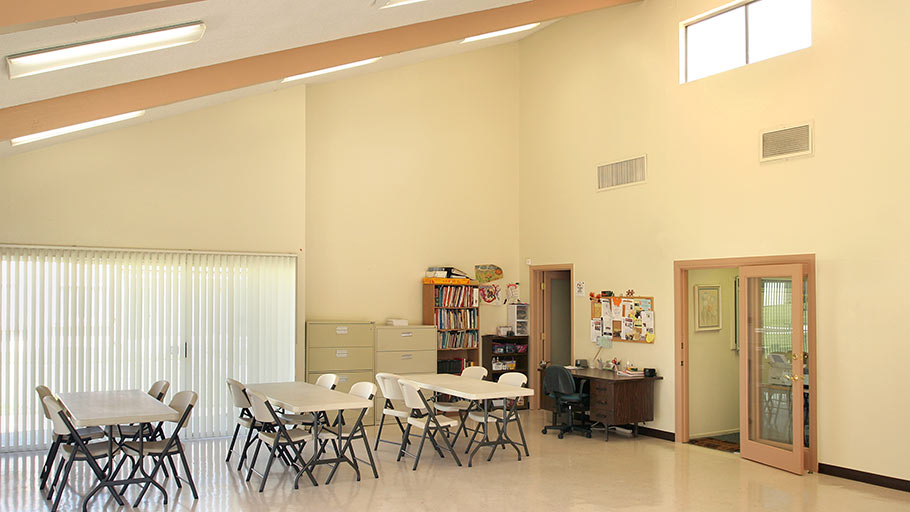 Jamboree's Rowland Heights La Puente interior community center