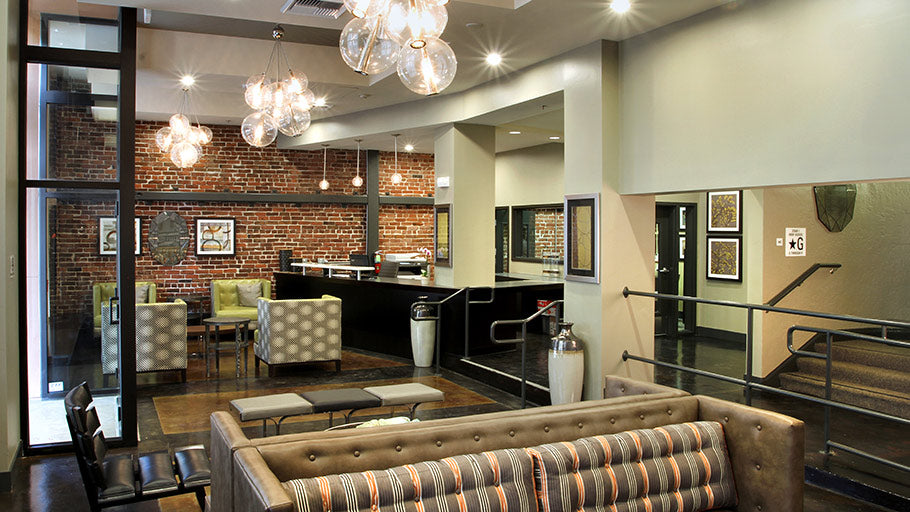 Jamboree's The Studios at Hotel Berry in Sacramento, CA leasing office