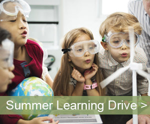 Support resident kids this summer. Donate to Summer Learning Drive.