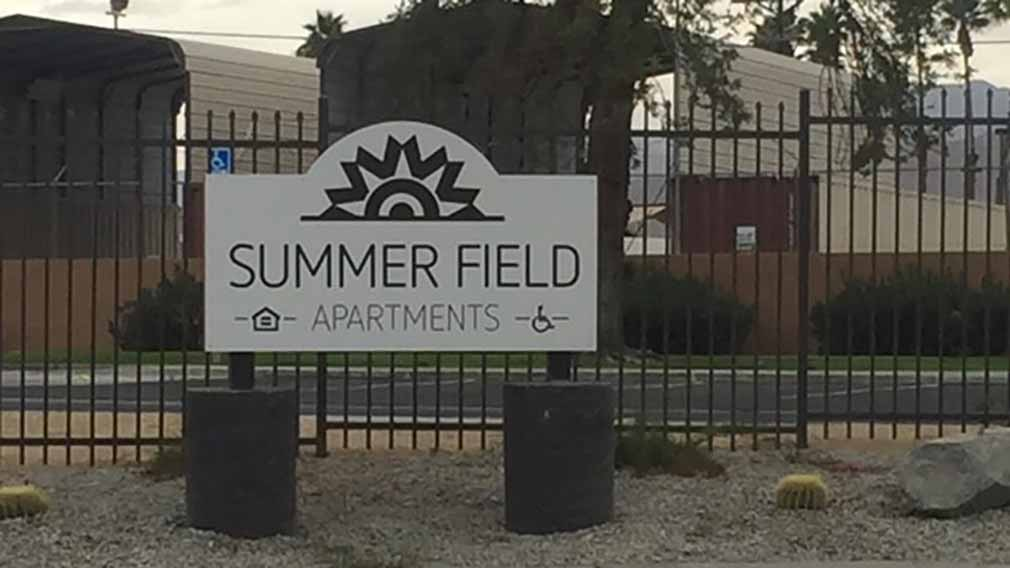 Jamboree's Summer Field, affordable housing for families in Indio, CA