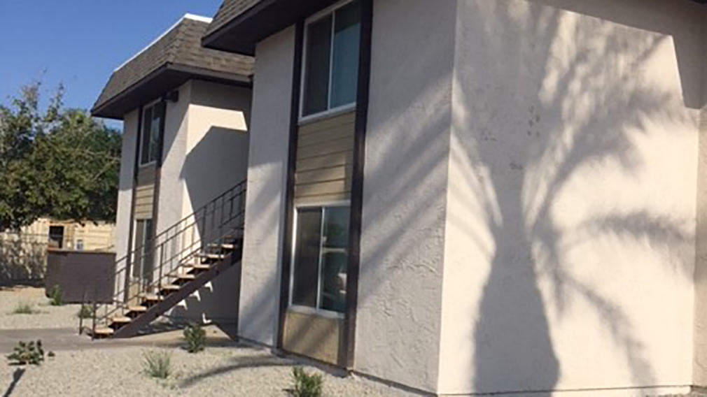 Jamboree's Summer Field renovated affordable housing in Indio, CA