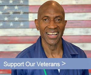 Donate home starter kits to vets this Veterans Day and welcome them home!
