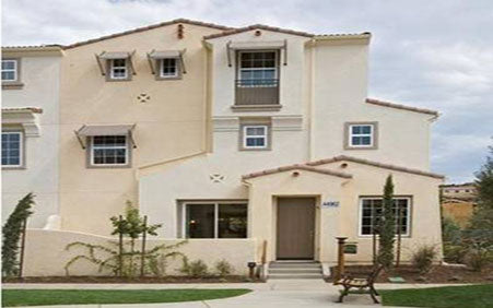 Jamboree's affordable Temecula Reflections family condominium