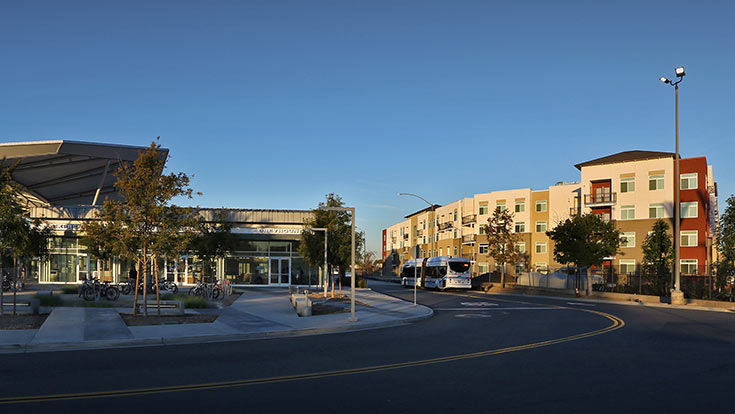 Jamboree's the Exchange at Gateway in El Monte transit-oriented community.