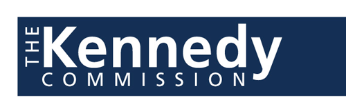 The Kennedy Commission logo