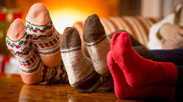 Rock the Socks | Support for families, kids and seniors during the holidays