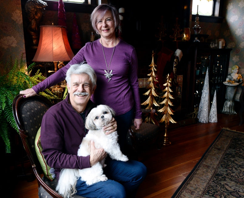Festive homes tour returns to New Westminster