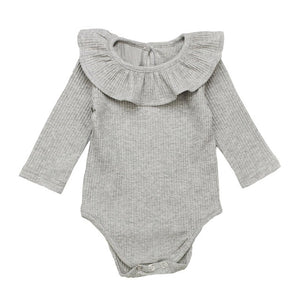 664e3d69d381 Winter Baby Girl Rompers Fashion Spring Newborn Baby Clothes For ...