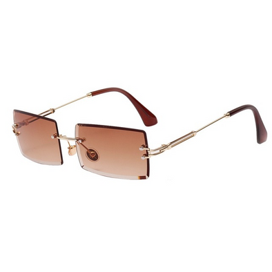 Boogie Glasses Brown