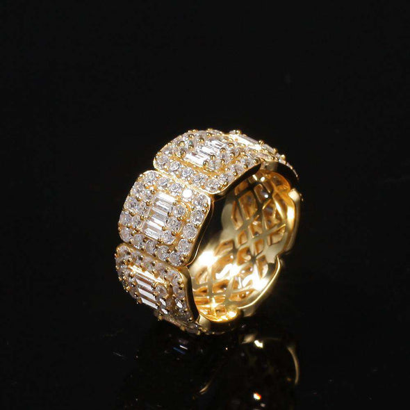Migos Cz Diamond Ring