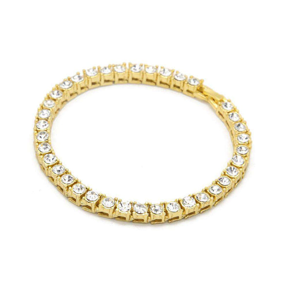 5mm Diamond Tennis Bracelet