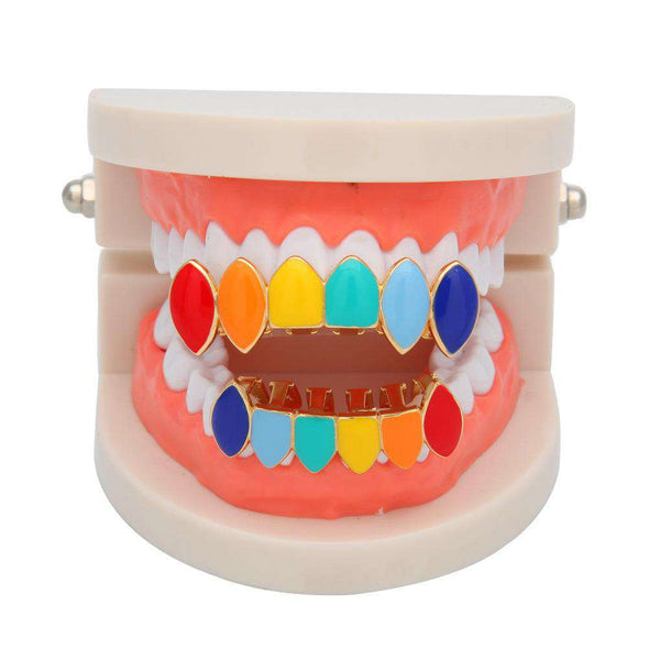 Grillz Bar Multicolor