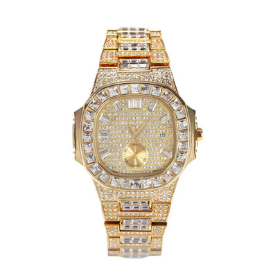 Bust-Down Patek Watch