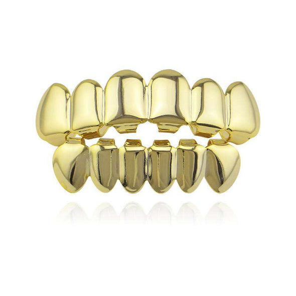 Grillz Bar Gold Edition Yellow
