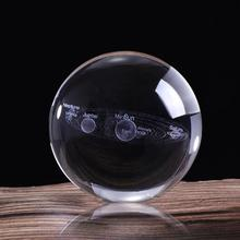 Load image into Gallery viewer, Solar System Crystal Ball
