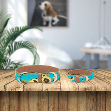 Load image into Gallery viewer, Sunflower Collar and Bracelet Bundle