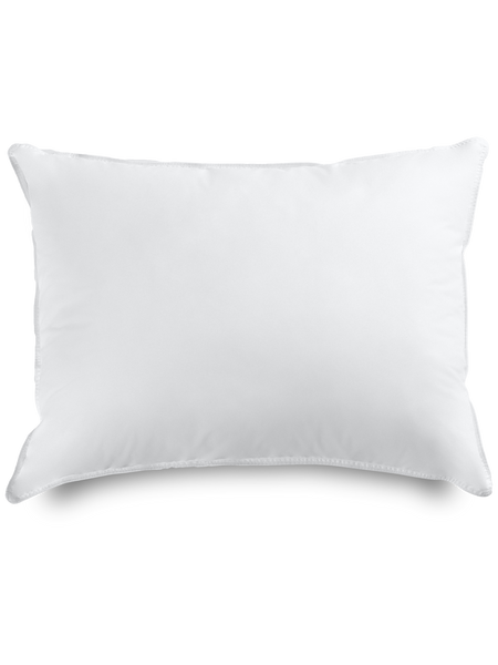 Down Alternative Pillow Upright