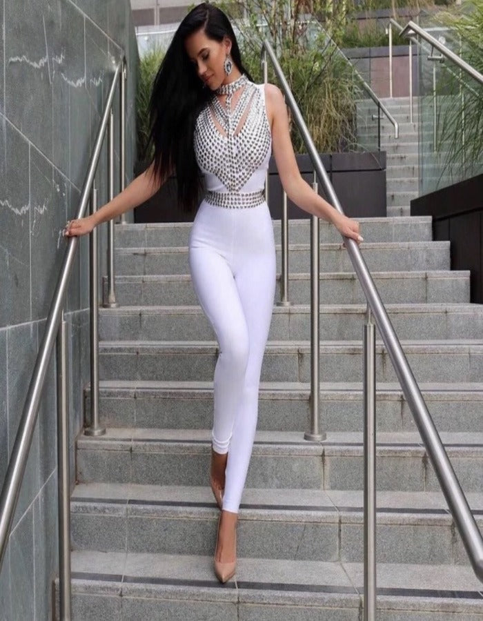 Jumpsuit Elegant-jumsuits for women 2020-ncfashions