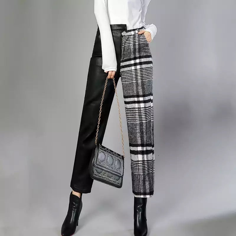 wool pants-NCfashions