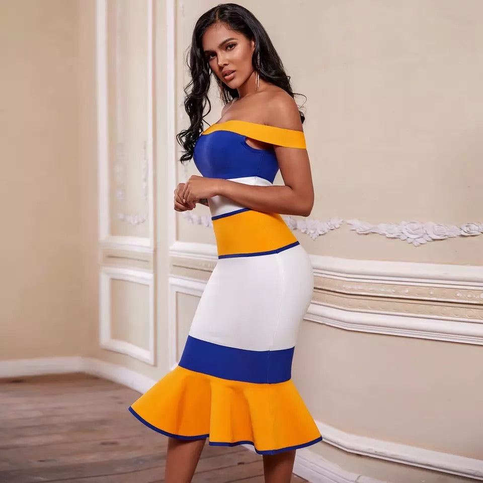 bandage dress-NCfashions