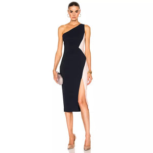bandage bodycon dresses-NCfashins