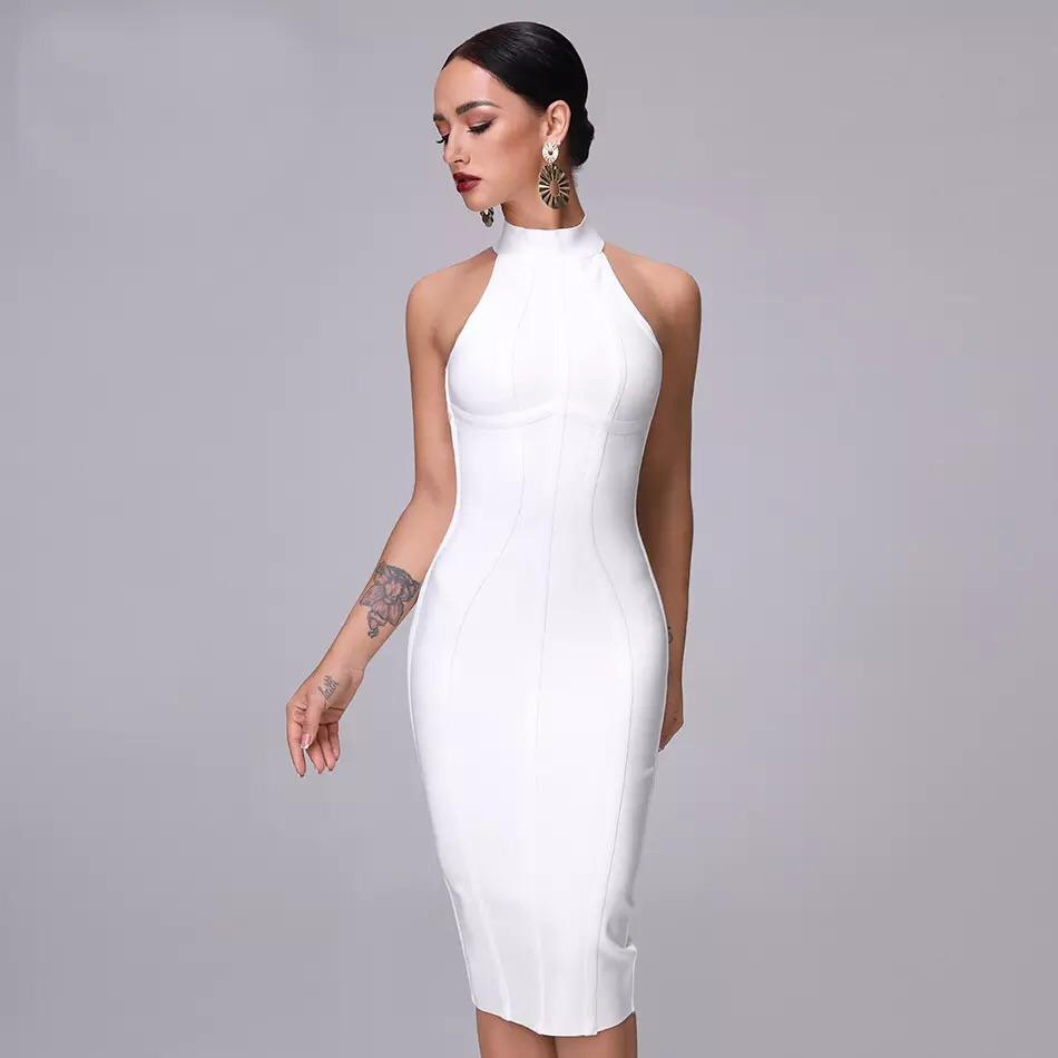 NCFashions|| bandage dress bebe |