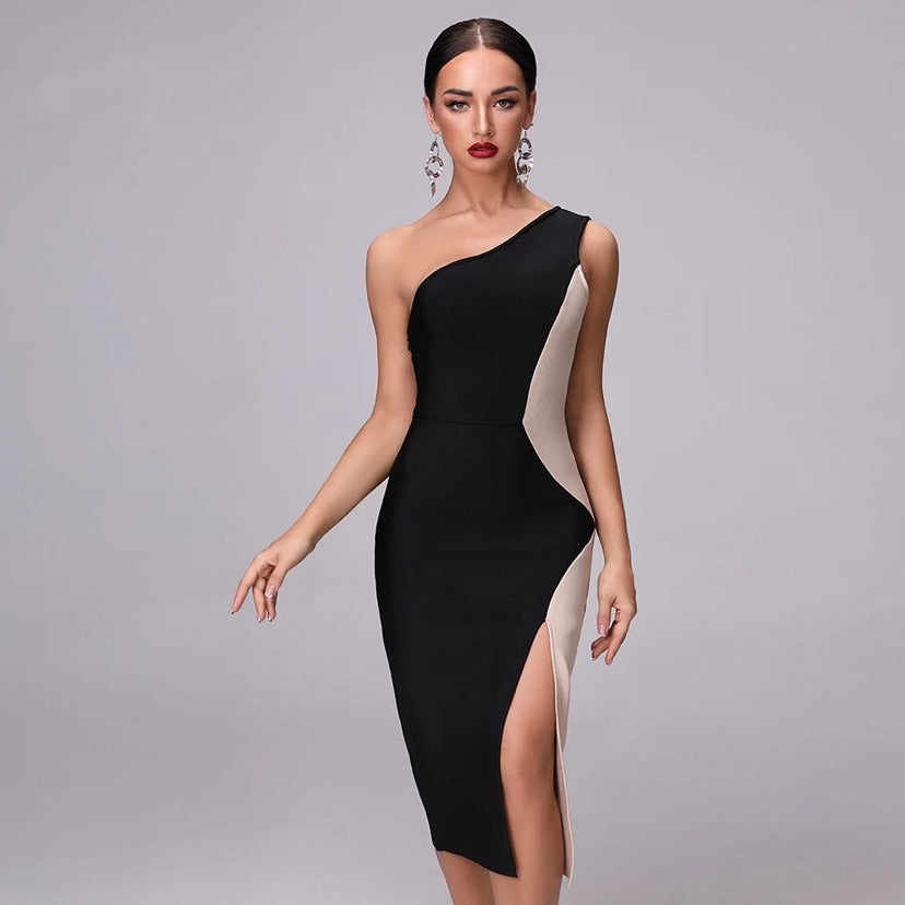 sexy black cocktail dresses-NCfashions