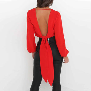 Sexy Blouse Deep V Neck | NCFashionsbrand | deep v neck blouse saree | deep plunge tops | low cut v neck shirt women | plunge neck top