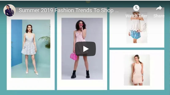 Summer 2019 Fashion Trends To Shop Now at Himelhochs.com