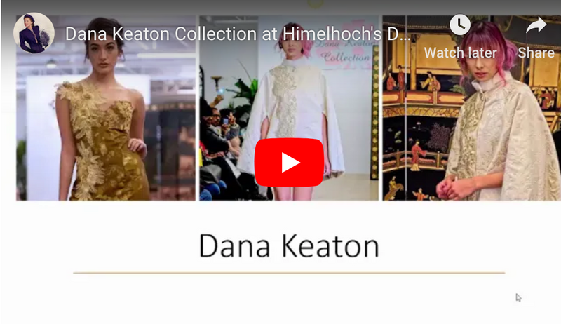 Dana Keaton Collection at Himelhoch's Department Store