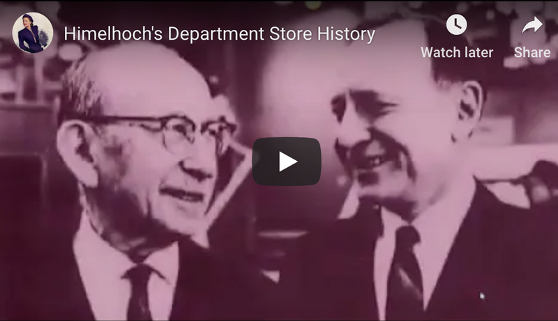 Himelhoch's Department Store History