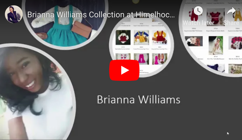 Brianna Williams Collection at Himelhoch's Department Store