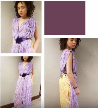 Himelhoch's Shares the Summer 2019 Collection of Detroit Designer, Dana Keaton