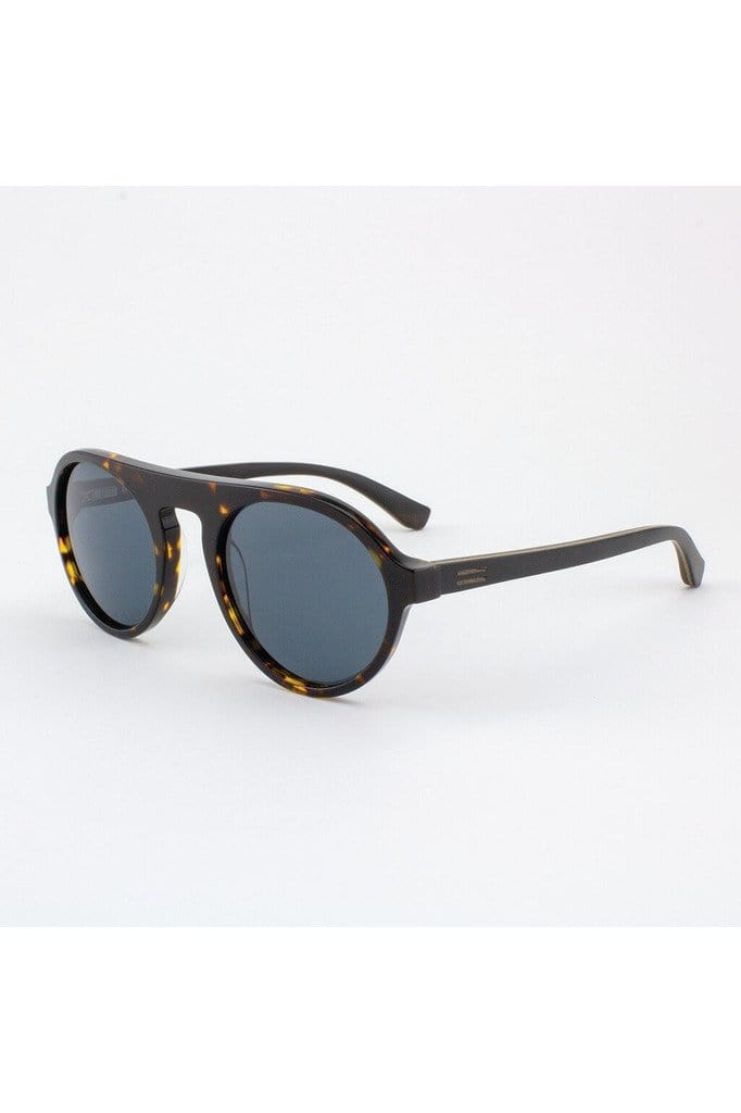Fisher - Acetate & Wood Sunglasses - Himelhoch's