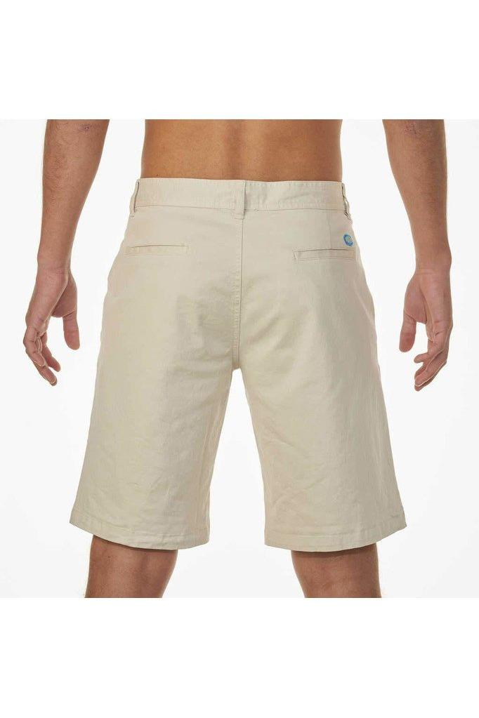 TURTLE Bermuda Shorts Fog