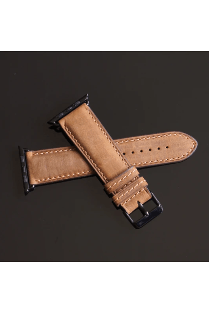 Apple Watch Band Crazy Horse Leather Series 1, 2, 3, 4, 5 - Himelhoch's