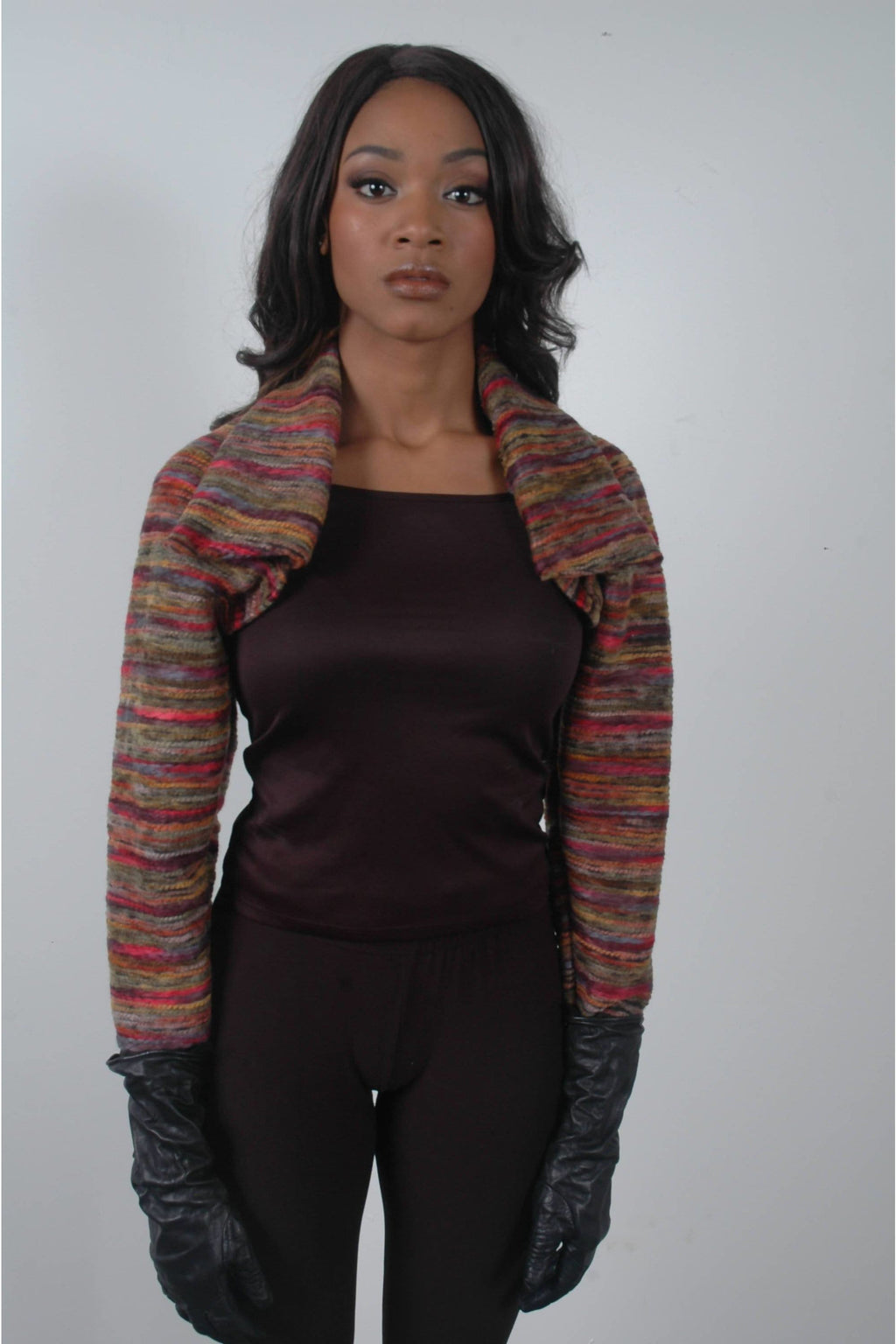 Felted Shrug - Himelhoch's