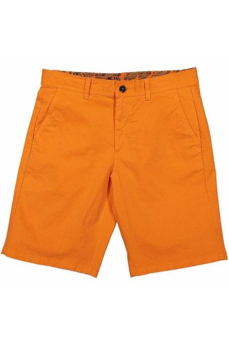 TURTLE Bermuda Shorts Golden Poppy - Himelhoch's